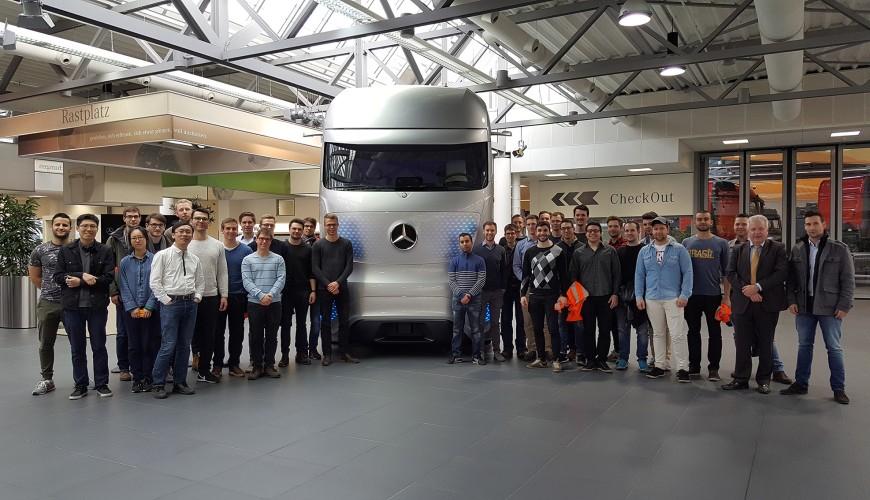 Wörth Daimler